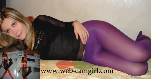 smelly colored pantyhose